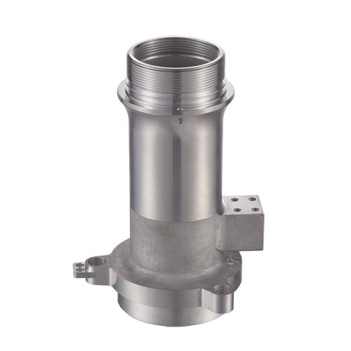 CNC Aluminum Parts 01