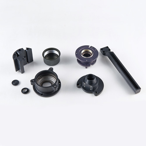 Zinc Plating CNC machining parts 01